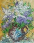 Šeříky ve džbánku / Lilacs in a Mug