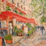 Au Pied de Cochon (Proslulá restaurace U prasečí nožičky Paříž)