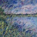 Vlkovský rybník / Pond Vlkovský