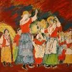 Tanec v krojích (Španělsko)