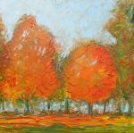 Hra barev podzimu (Lidice) / Game of autumn colors