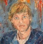Detail portrétu / Detail portrait
