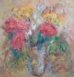 Valentýnská kytička / Bouquet of Valentines Day