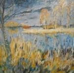 Bílé rákosí / White reeds
