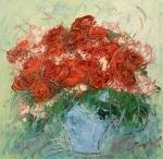 Rudé růže / Red roses