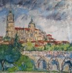 Katedrála v Salamance / Salamanca Catedral ( Španělsko)