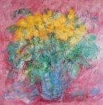 Kytice žlutých růží/ Bouquet of yellow roses