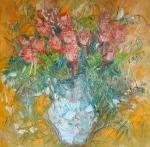 Kytice růžových růží / Bouquet of Pink Roses
