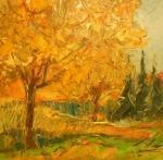 Podzim na Rafandě / Autumn in Rafanda (Veselí nad Lužnicí)