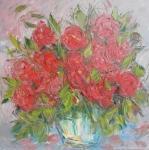 Růžové růže II. / Pink Roses II.
