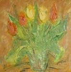 Pět tulipánů  / Five Tulips