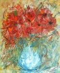 Červené gerbery / Bouquet of Red Gerberas