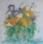 Něžná jarní kytice / Tender Spring Bouquet