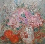 Hortenzie v zátiší / Hydrangeas in Still Life