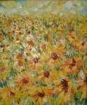 Slunečnicové pole / Sunflowers Field