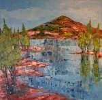 Jezero Salagou