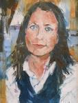 Portrét Katky / Portrait of Katka