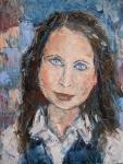 Portrét Kateřiny