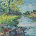 Řeka Nežárka (moje nejmilejší) / River Nežárka (my favorite)