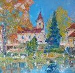 Paračovský kostelík