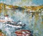 Rybářské loďky