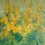 Kvetoucí divizny / Mullein Blooms