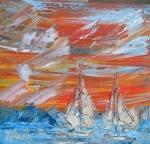 Unášeny větrem / Wafted by the Wind