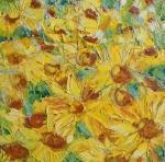 Květy slunečnic