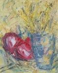 Zlatice v zátiší / Forsythia in Still Life